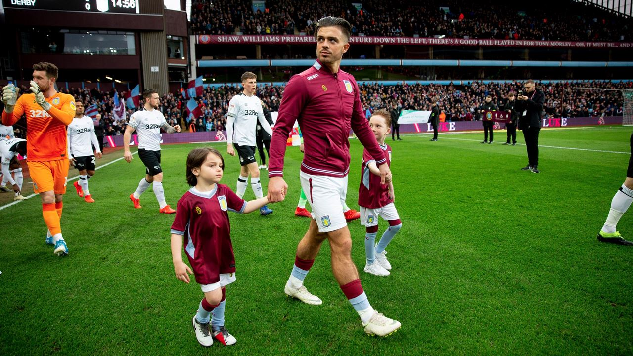 Dean Smith: The moment I told Jack Grealish he was captain