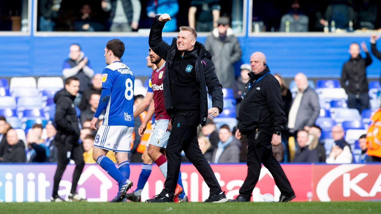 The Boss: Blues Aston Villa Football Club | AVFC