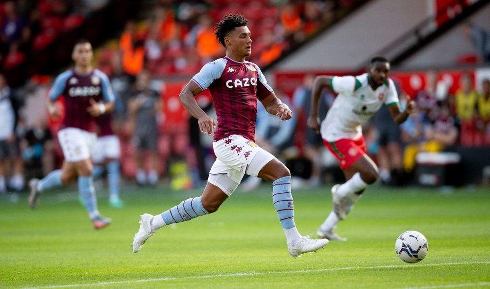 Walsall 0-4 Aston Villa