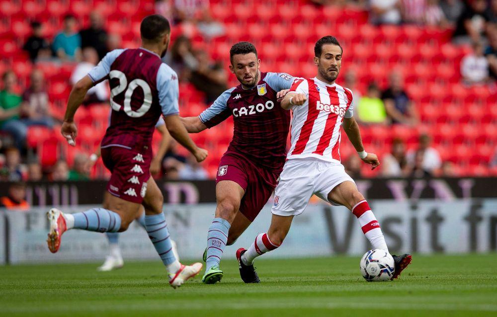 Stoke City 2-0 Aston Villa