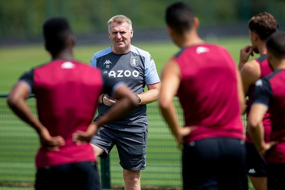GALLERY: Villa train ahead of Nottingham Forest friendly 📸